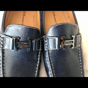 Bruno Homme slip on drivers shoes brand new